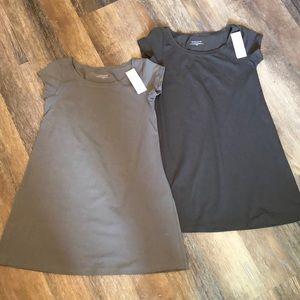 Eileen Fisher Cap Sleeve Dress